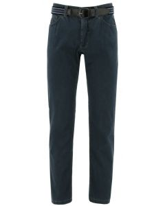 Exner 5 pocket Herrenhose blau