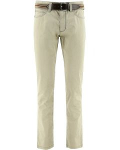 Exner 5 pocket Herrenhose hellbeige