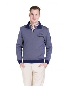 Meantime Sweatshirt, blau