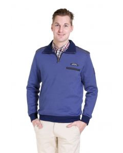 Meantime Sweater, blau