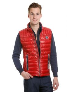 Sea Barrier Bodywarmer Paladino, rot