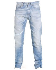 Jack und Jones Erik Tristan, denim hellblau