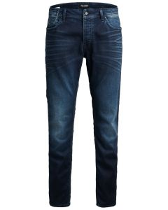 Jack & Jones Tim Leon slim fit jeans dark denim