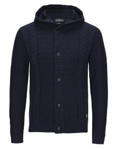 Jack und Jones JORCOMBO cardigan, marine