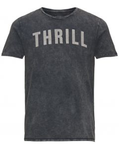 Jack und Jones thrill T-shirt, dunkelgrau
