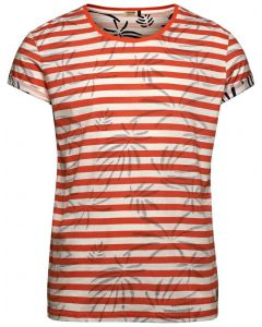 Jack & Jones Pine t-shirt, rot