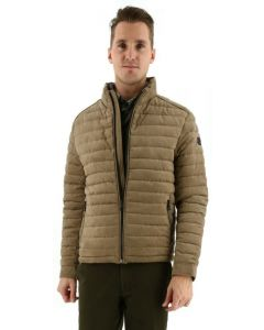 S4 winterjacke shortgun beige