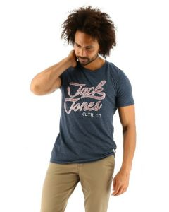 Jack & Jones JorAuthentic T-shirt blau