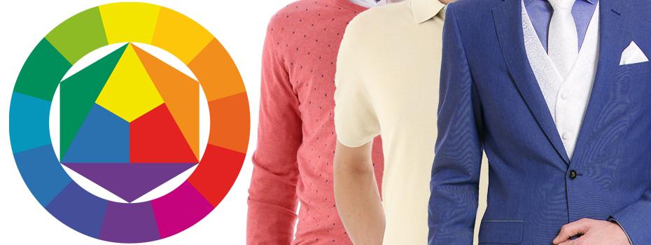 Farben zum Outfit kombinieren