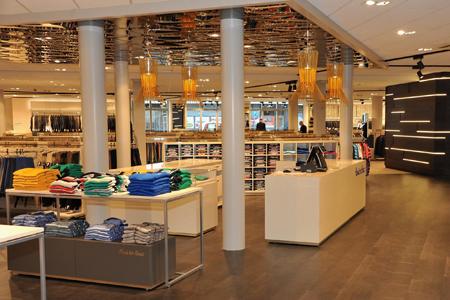 Ein Blick in unseren Shop in Almelo