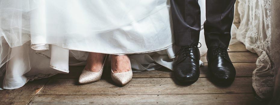 Der richtige Hochzeitsanzug